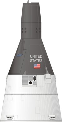 Gemini Space Program >> Gemini Program Historic Spacecraft
