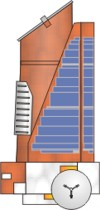 Kepler spacecraft illustration
