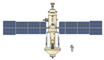 Kvant 2 space station module
