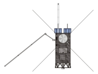 SELENE Lunar spacecraft