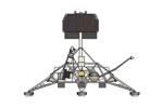 Surveyor Lunar spacecraft