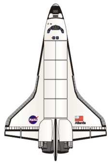 new space shuttle illustration - photo #11