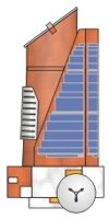 Kepler telescope illustration