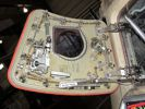 Apollo 7 hatch detail.
