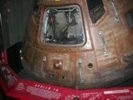 Apollo 16 (CM-113) Hatch