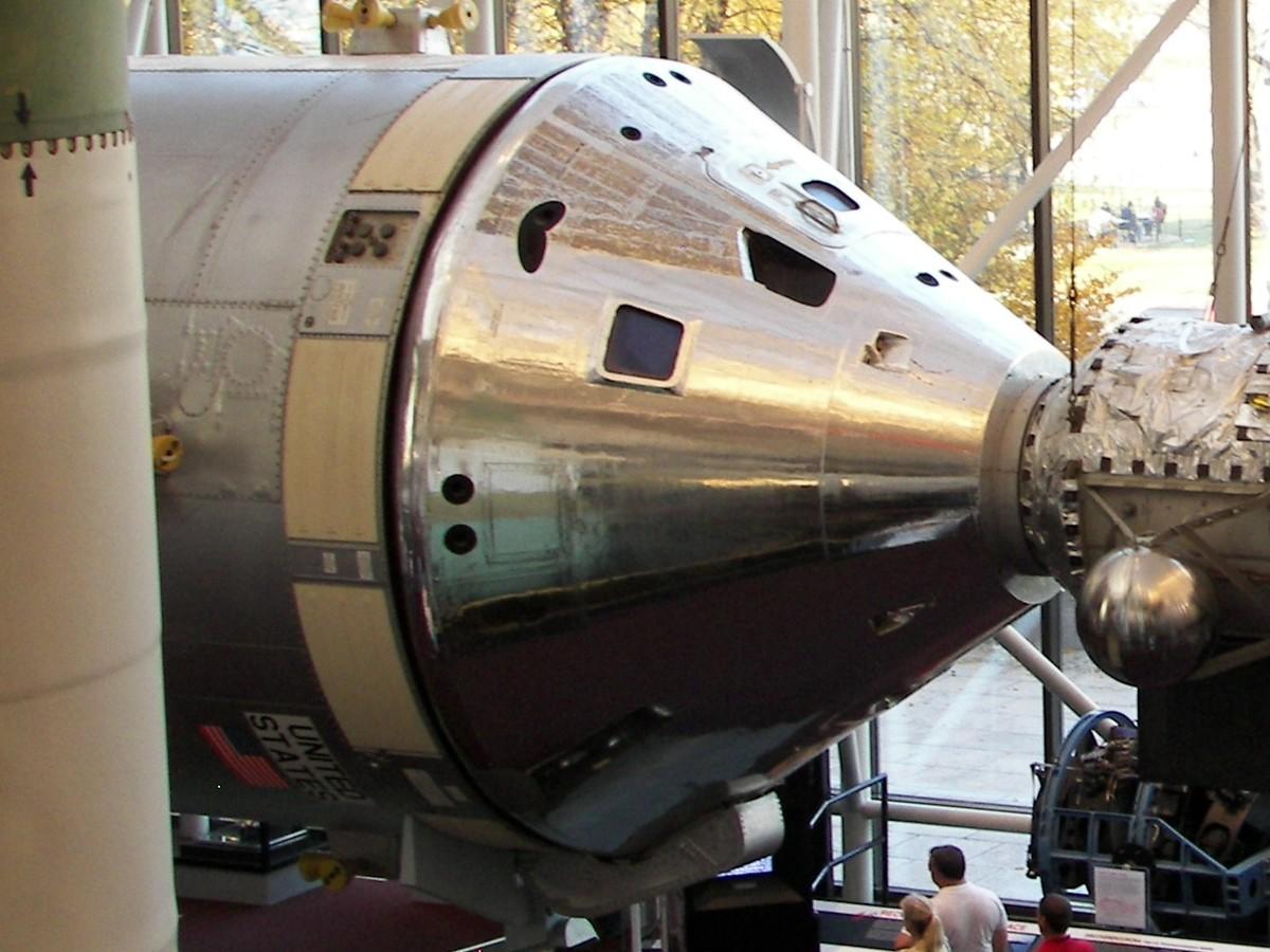 Mercury Space Capsules  Historic Spacecraft