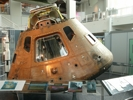 Apollo 12 hatch side