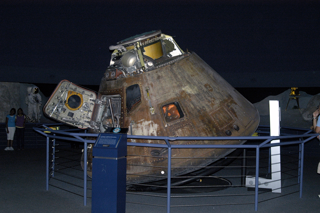 an apollo spacecraft - photo #17