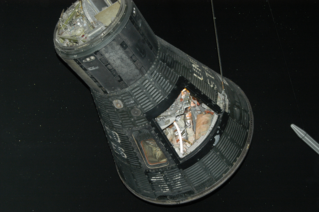 Mercury Space Capsules | Historic Spacecraft