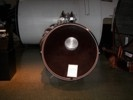 H1 Rocket thrust chamber