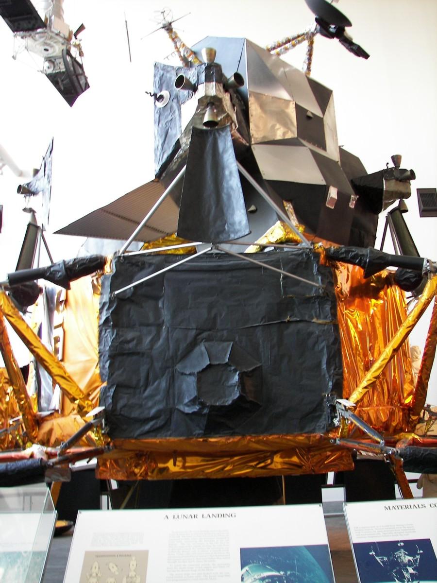 apollo 10 lunar module - photo #13