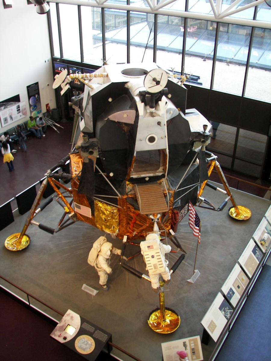 apollo 13 lunar module dimensions - photo #44