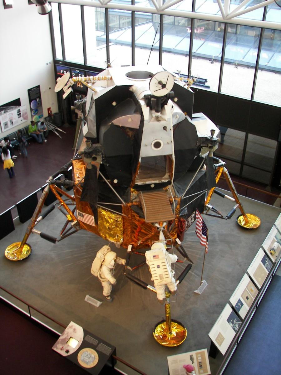 Apollo Lunar Module | Historic Spacecraft
