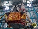 Lunar Module 9 at KSC