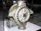 V-2 rocket motor turbopump