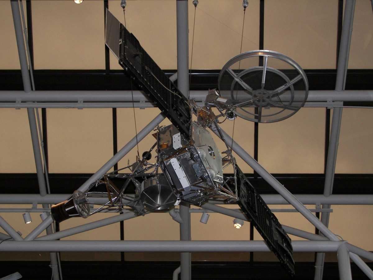 mariner probes historic spacecraft