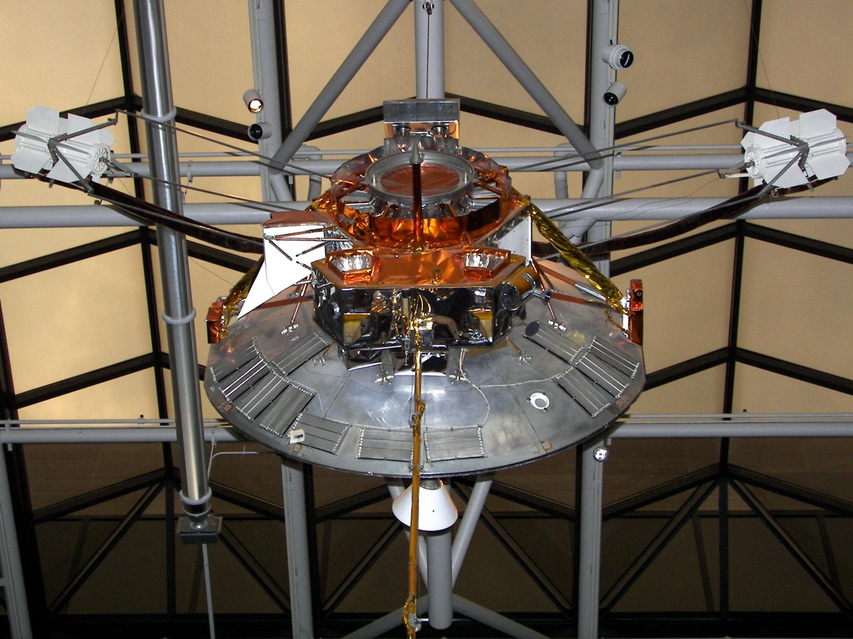 Jackson Space Probe - Pics about space