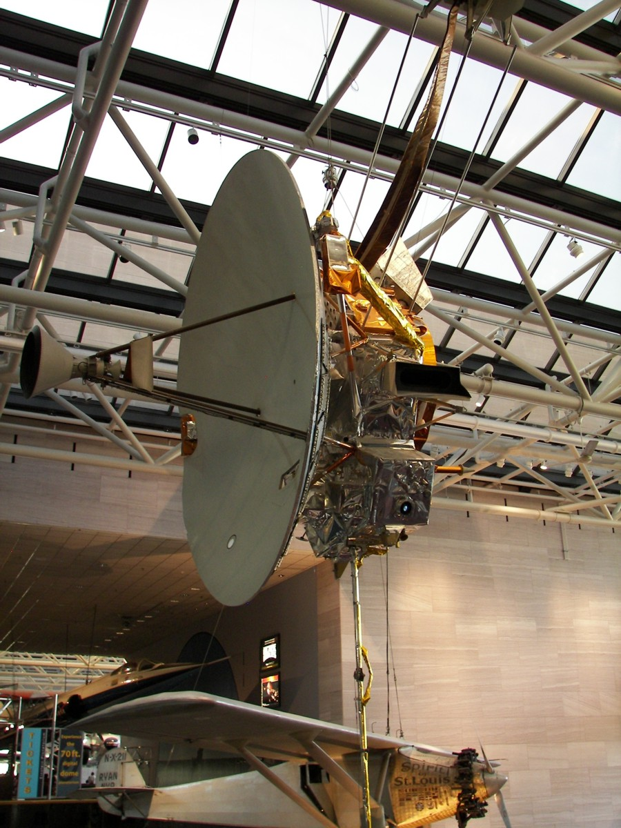 pioneer 6 spacecraft - photo #44