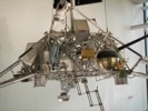 Surveyor Moon Lander side closeup
