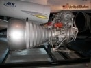 H1 Rocket engine side view