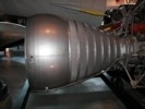 H1 Rocket engine thrust chamber