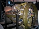 Navaho rocket engine at Udvar-Hazy Center