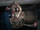 Space Shuttle Engine at Udvar-Hazy