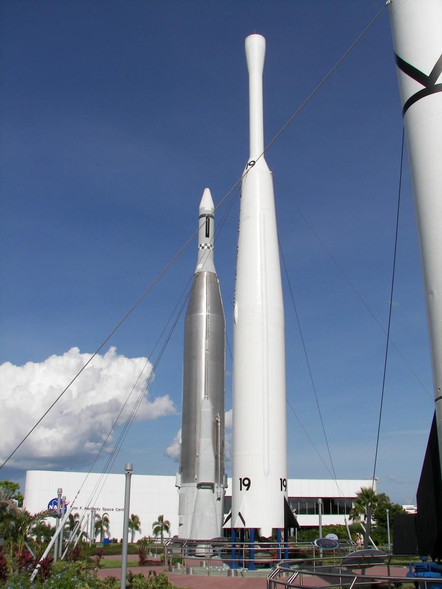 delta space rocket - photo #24