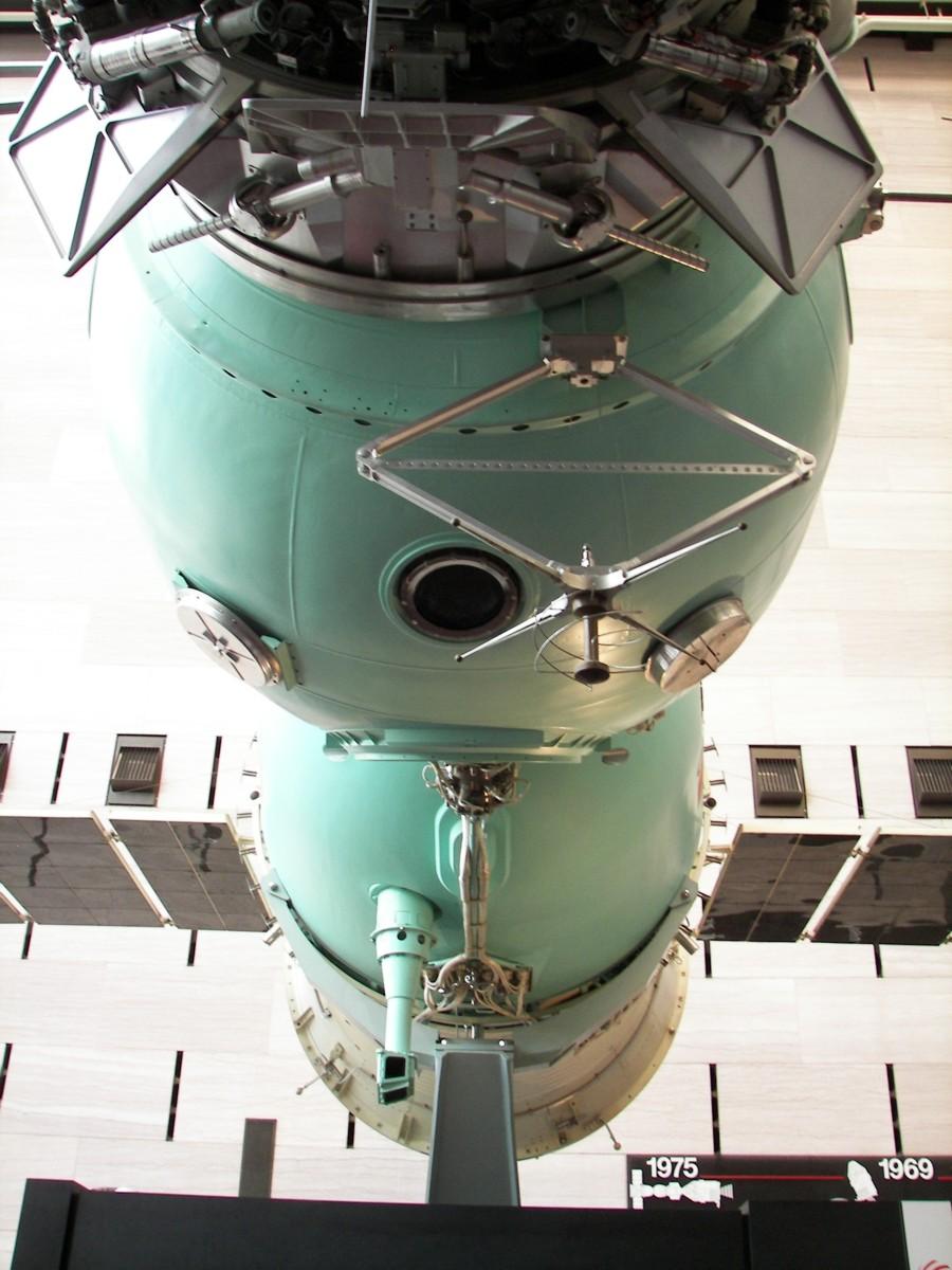 russian spacecraft soyuz - photo #27