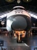 Space Shuttle Enterprise RCC nose