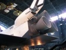 Space Shuttle Enterprise port side