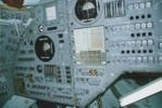 Apollo 9 Control Panel left