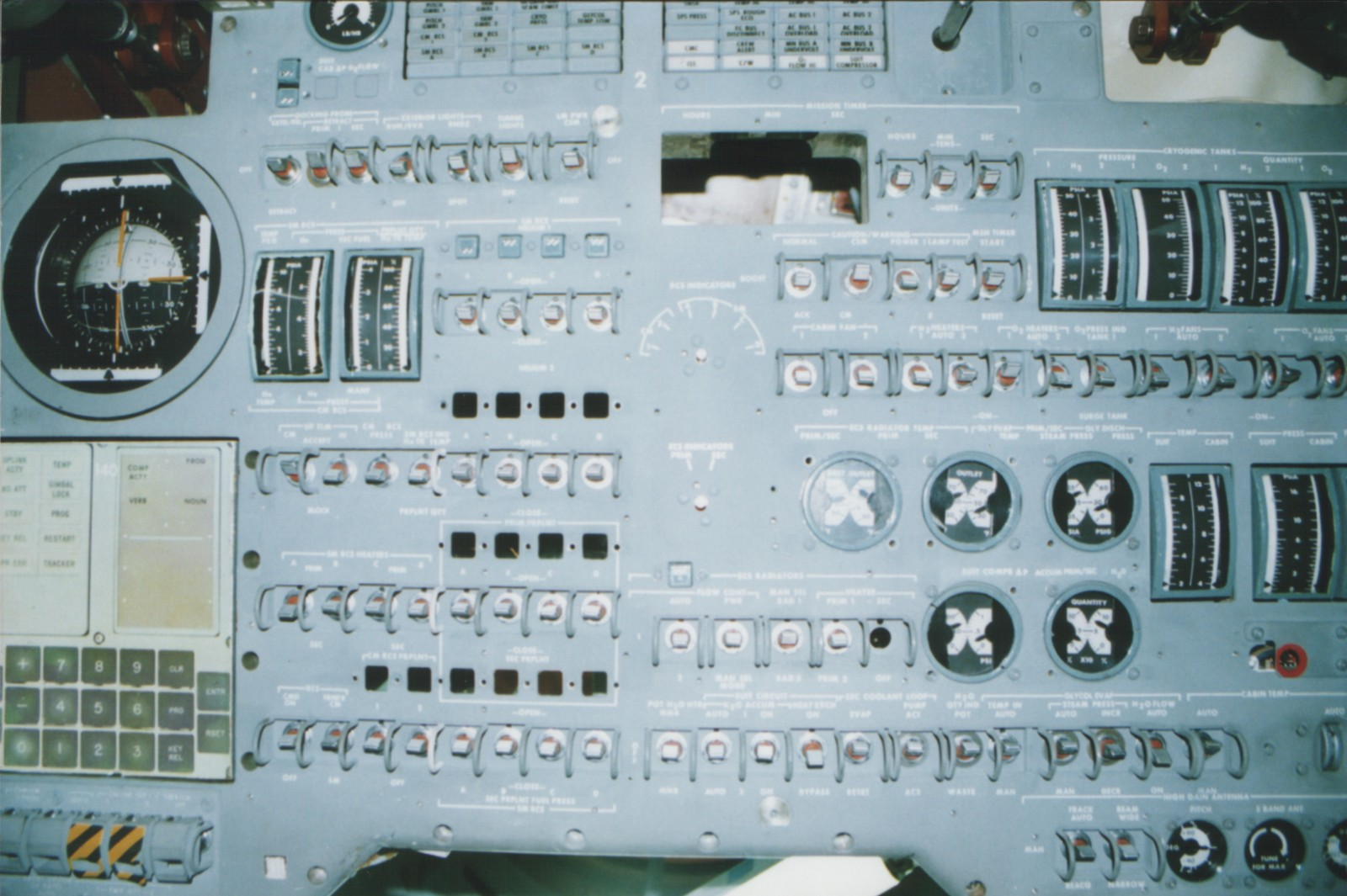 apollo capsule control panel - photo #6