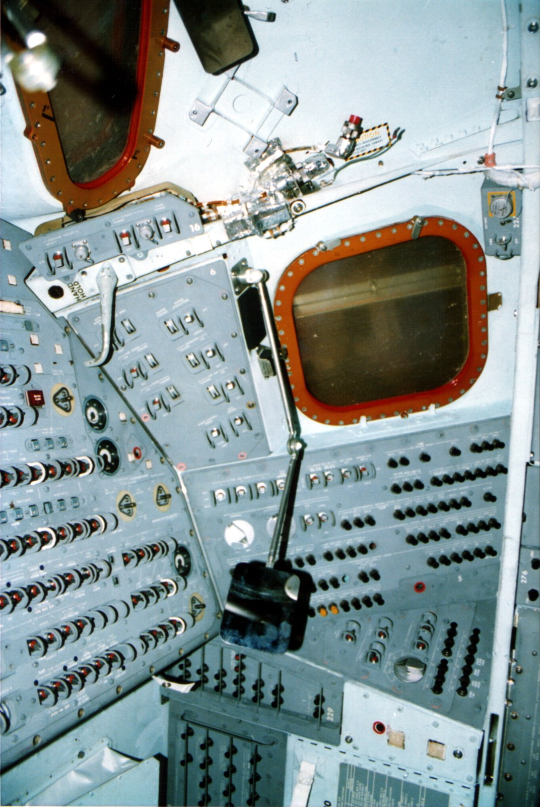 apollo capsule control panel - photo #14