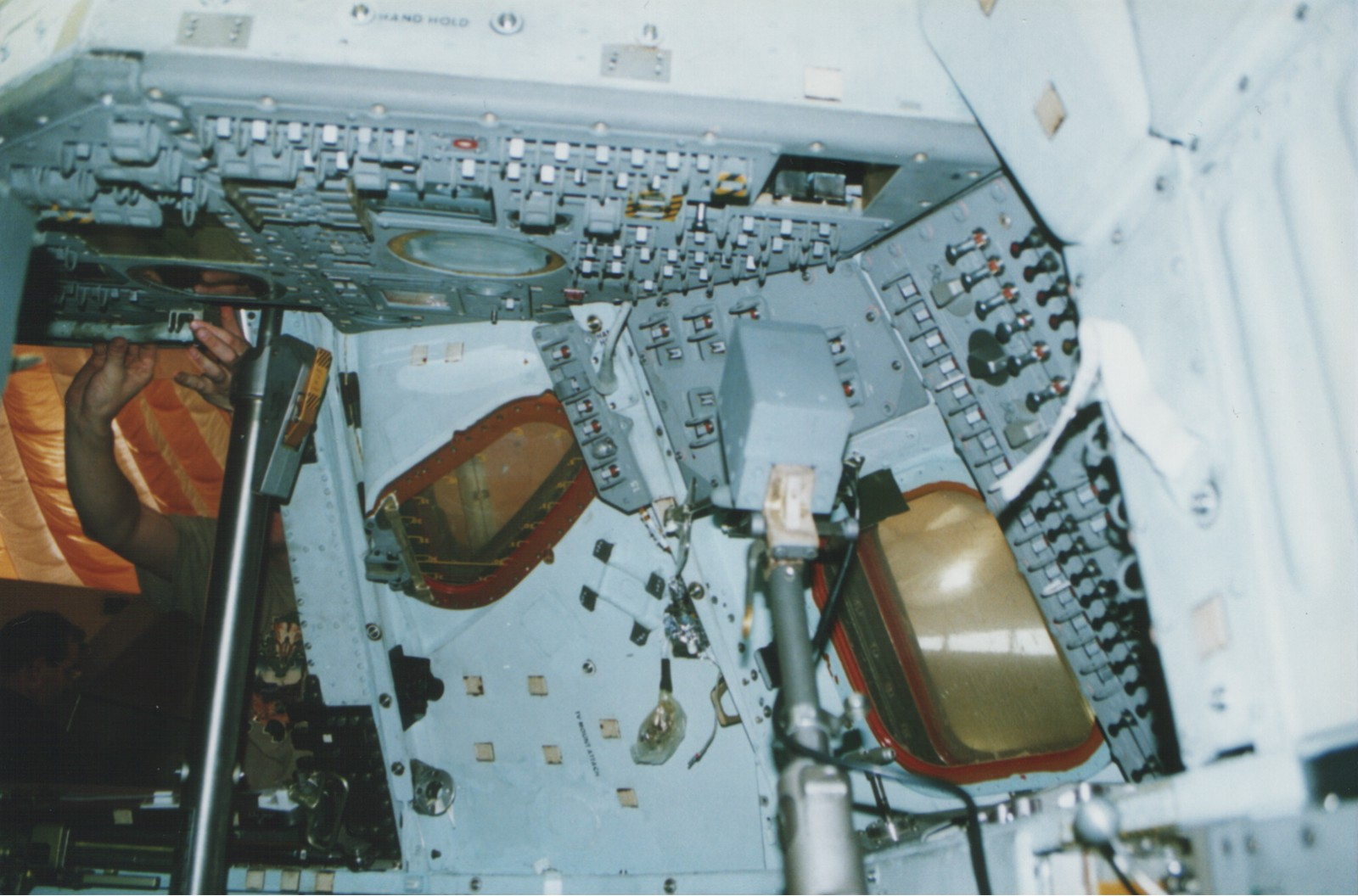 apollo capsule control panel - photo #31
