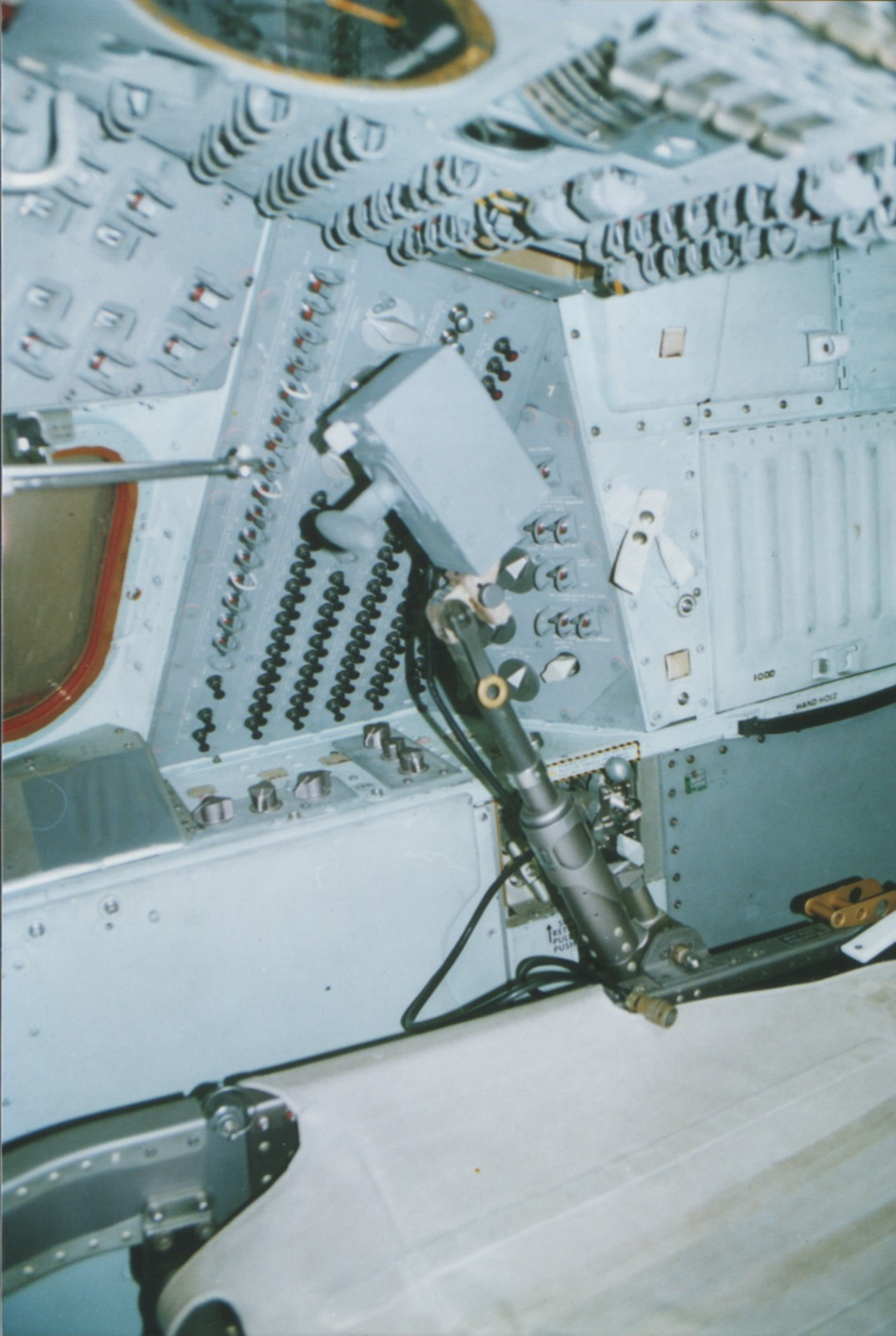 apollo capsule control panel - photo #18