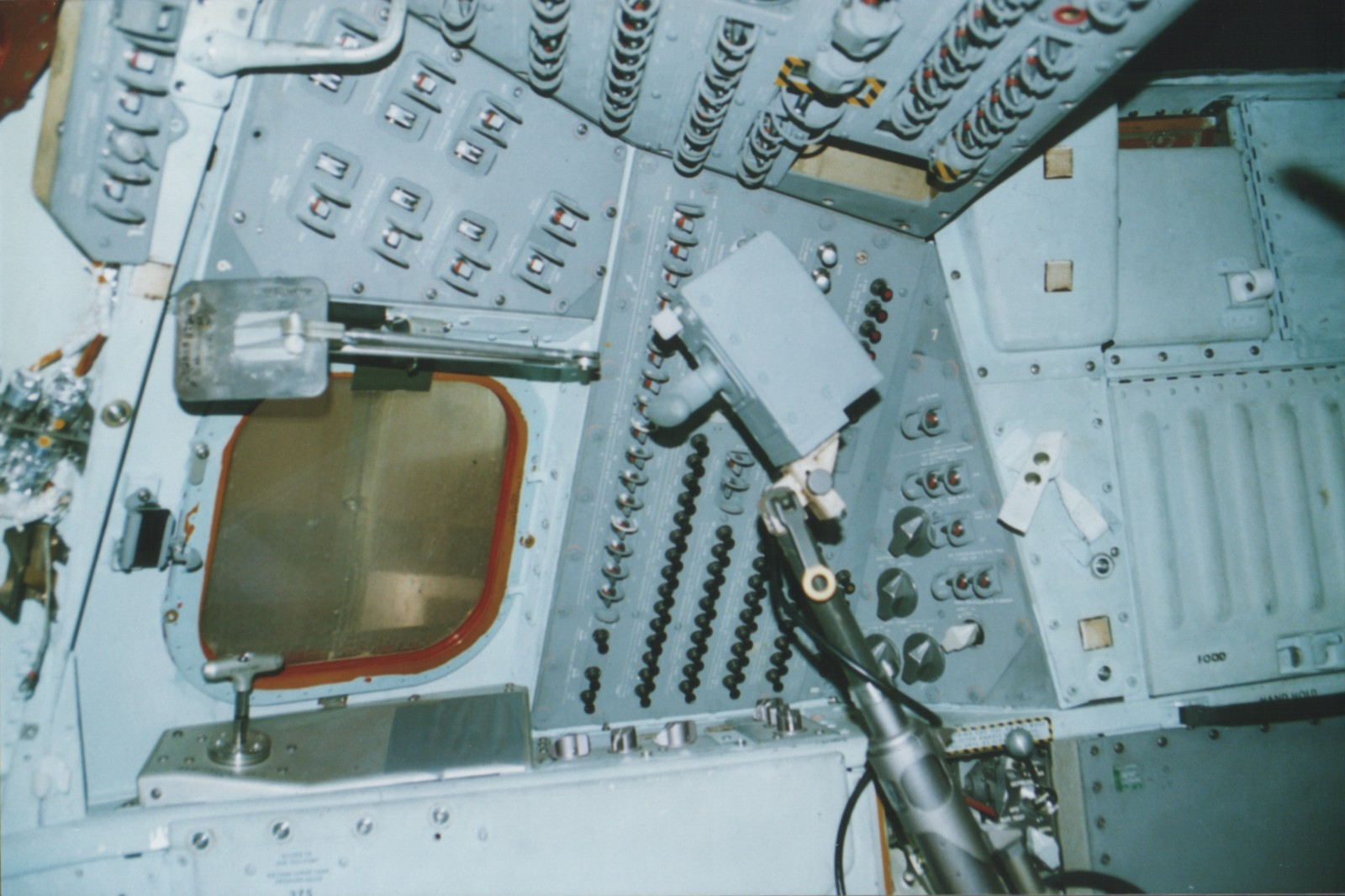 apollo capsule control panel - photo #13