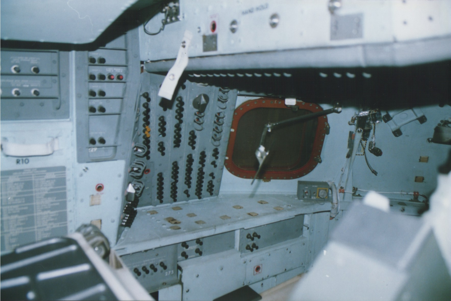 apollo capsule control panel - photo #11