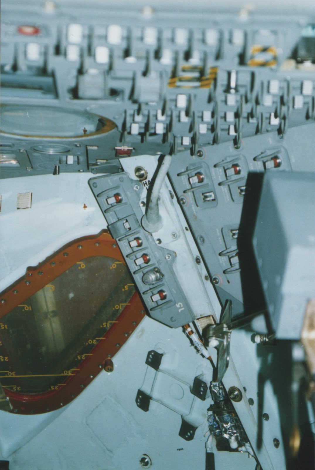 apollo capsule control panel - photo #39