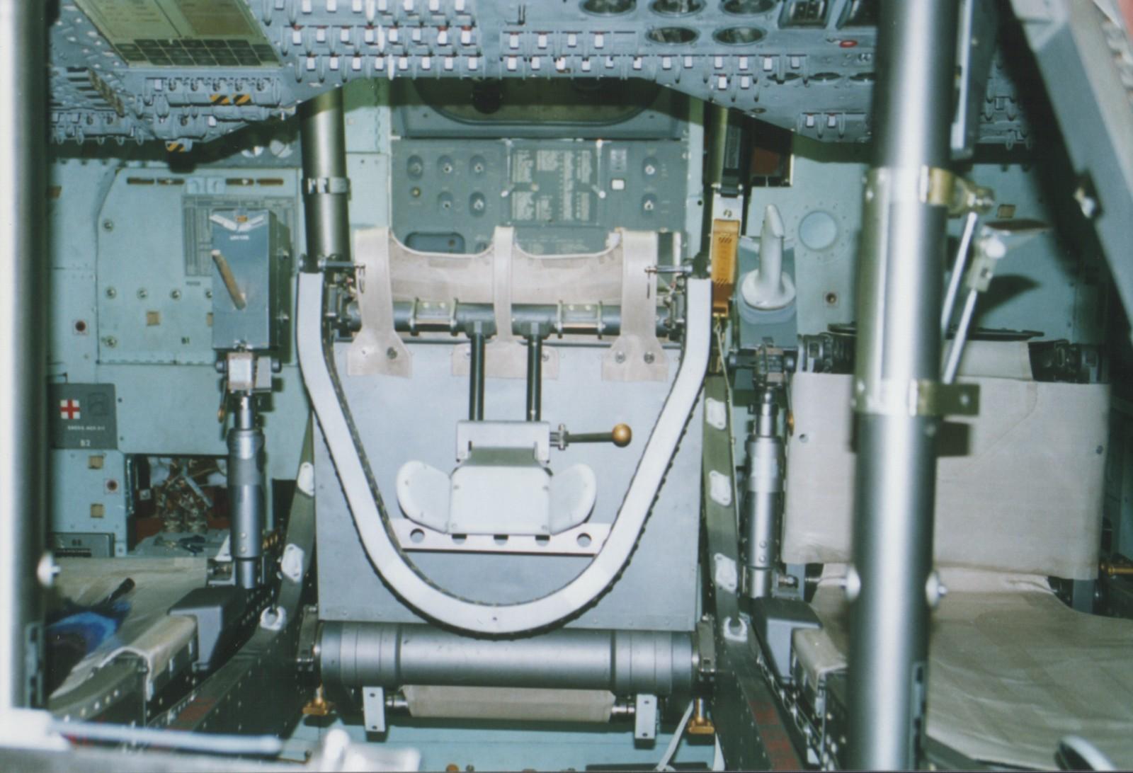 inside apollo capsule houston - photo #4