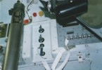 Apollo 9 food preparation water panel