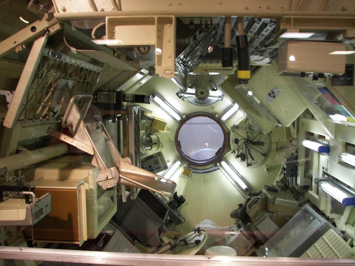 skylab space station crash - photo #20