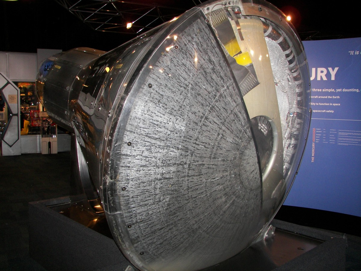 apollo space capsule heat shield - photo #20