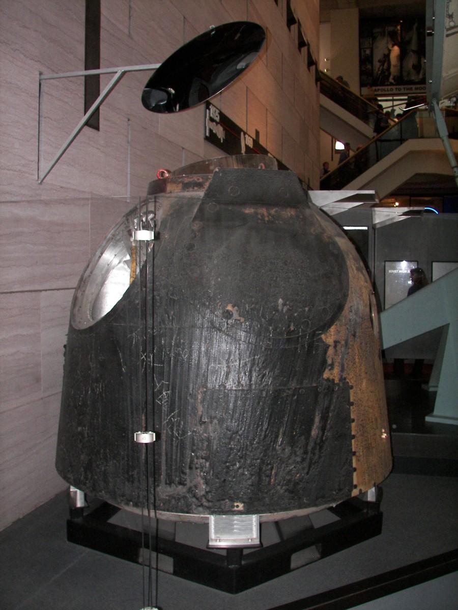 russian spacecraft soyuz - photo #39