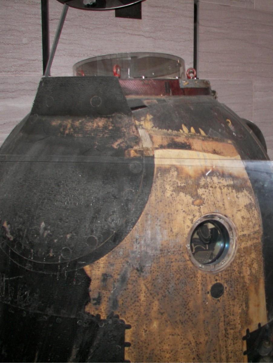russian spacecraft soyuz - photo #24
