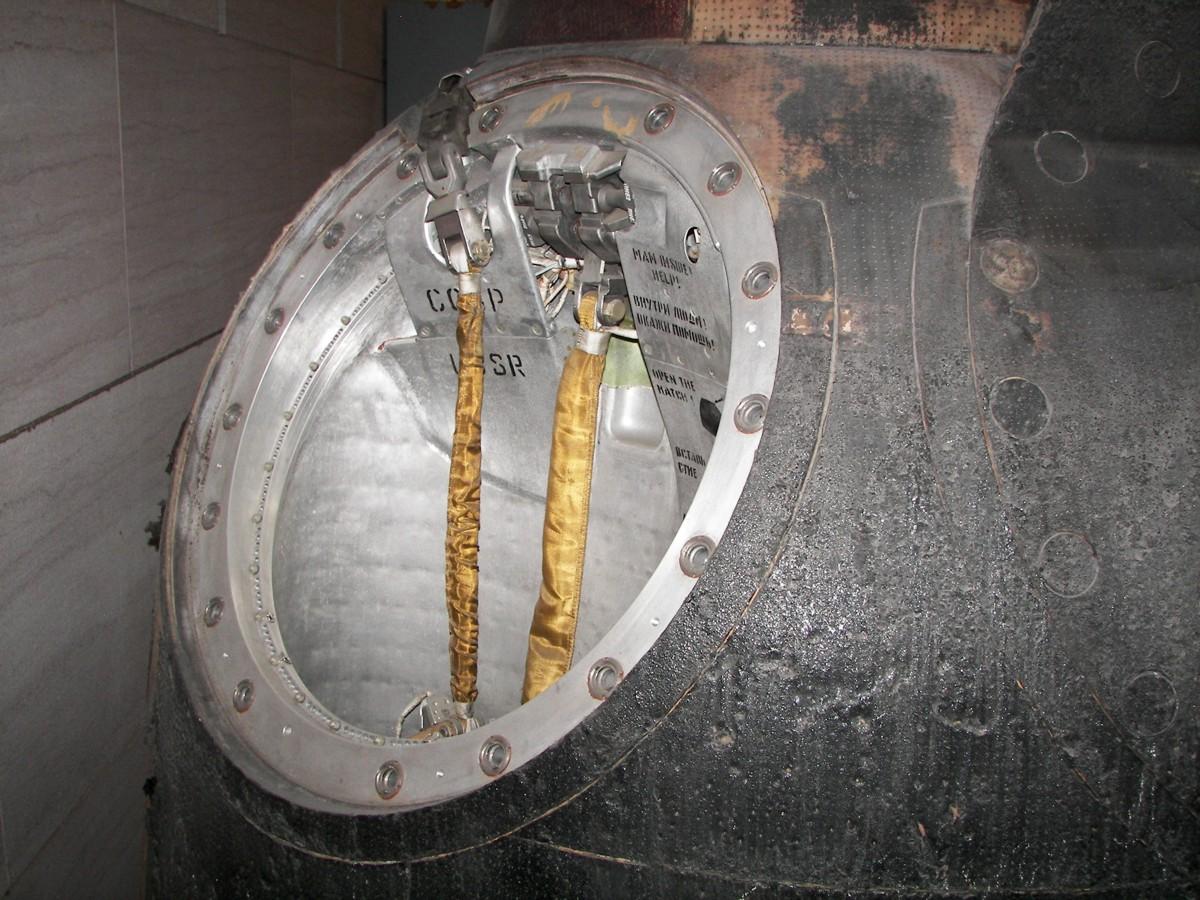 soyuz 1 spacecraft - photo #20