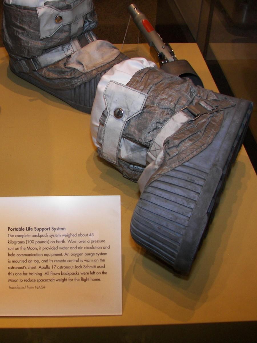 apollo 11 space suit boots - photo #23