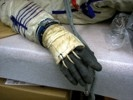 Alexandr Kaleri Sokol Space Suit Glove