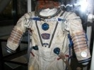 Dennis Tito Sokol Space Suit Closeup