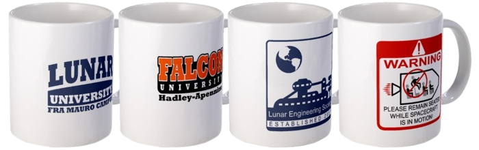 Future Space Activities Mugs.